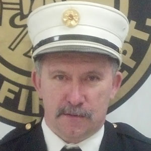 Craig Sponholz - Fire Captain